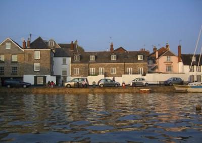 Hannaford's Quay frontage